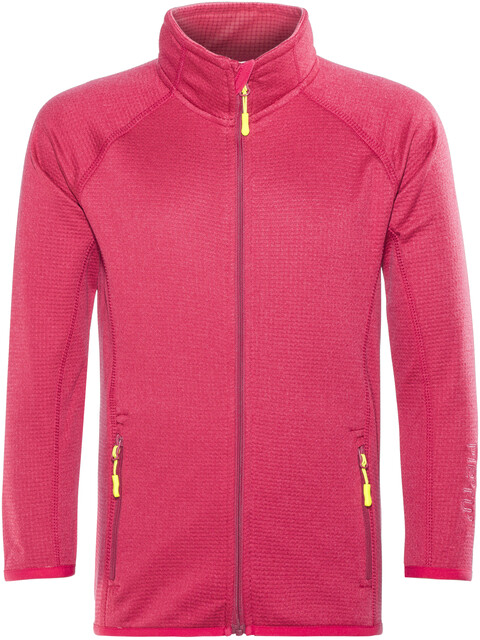 Meru Cannes Fleece Jacket Kids Pink